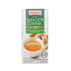 Instant ingverjev napitek brez sladkorja 50g  - GOLD KILI