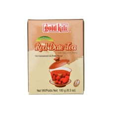 Instant čaj iz rdečih dateljnov 180g  - GOLD KILI