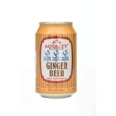Brezalkoholno ingverjevo pivo  330ml- ROYALTY