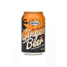 Brezalkoholno ingverjevo pivo jamajški stil 330ml- GRACE