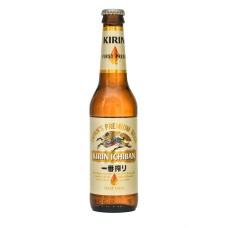 Japonsko pivo Kirin Ichiban 330ml