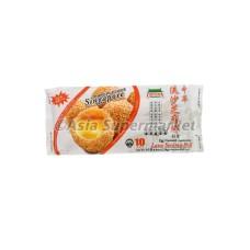 Sezamove lava kroglice 228g - CHINATOWN