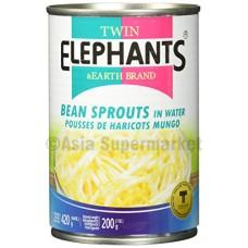 Sojini kalčki 420g - TWIN ELEPHANTS
