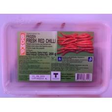 Zamrznjeni sveži rdeči čili 200g - BDMP