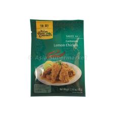 Pasta za piščanca v limonski omaki 60g - ASIAN HOME GOURMET