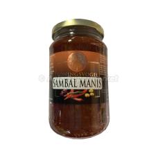 Čilijeva pasta Sambal Manis 375g - KONINGSVOGEL